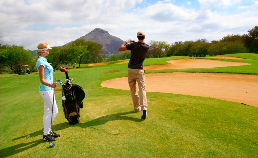 Golf  Mauricius