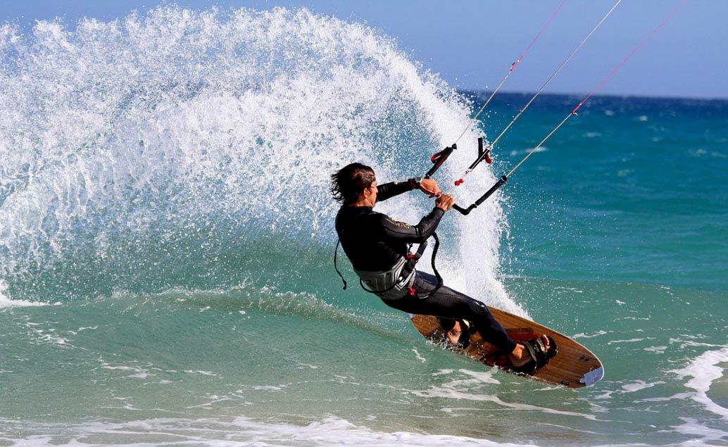 Vodní sporty Mauricius