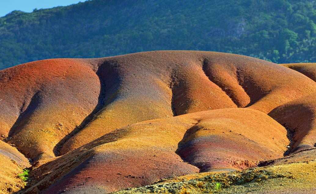 Divoká příroda ostrova Mauricius - Chamarel