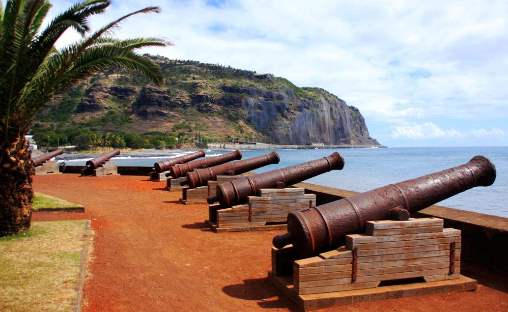 Historie a kultura Réunionu
