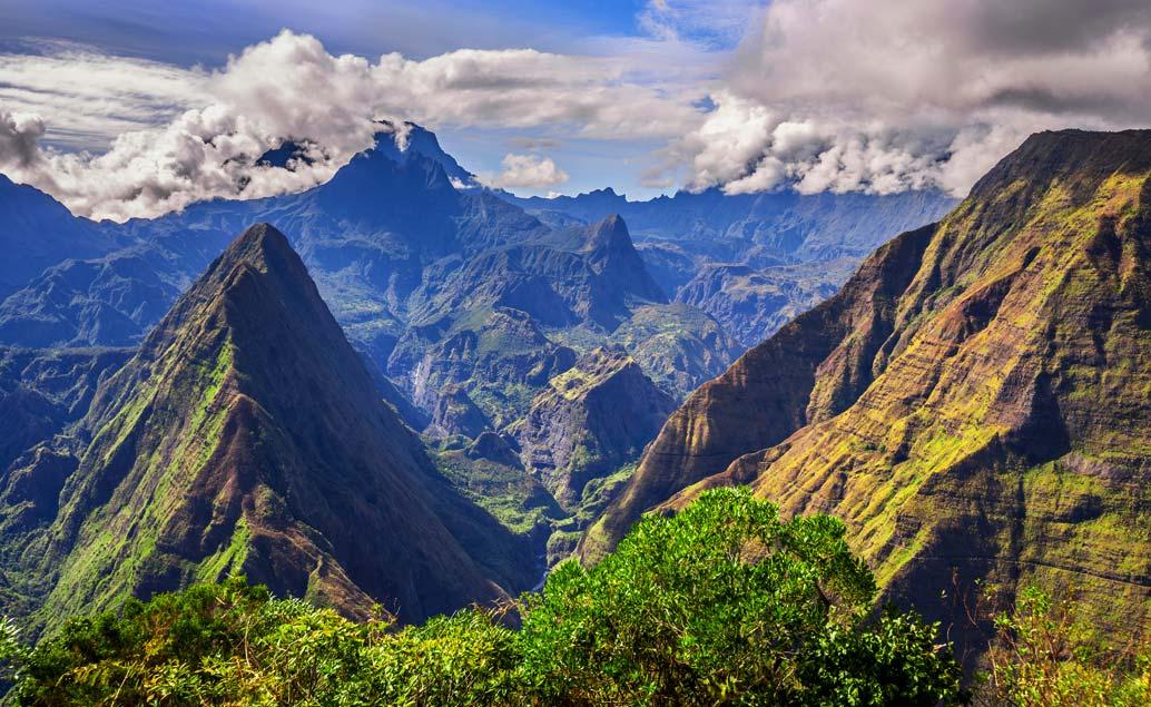 Místa, která na Réunionu nevynechat