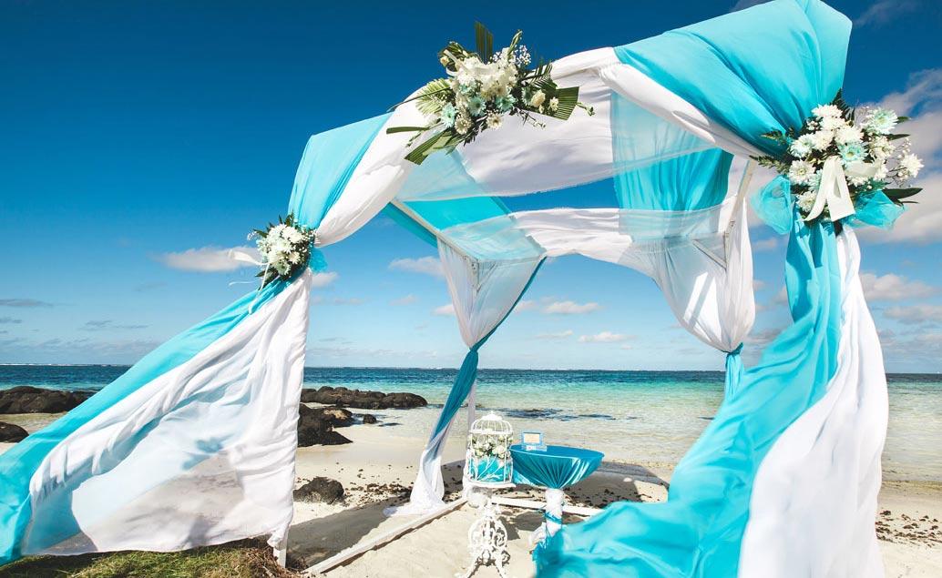 Svatby a svatební cesty Mauricius