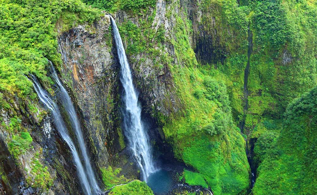 To nej z ostrova Réunion