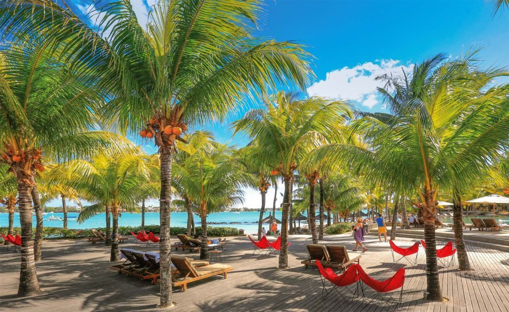 Mauricia Beachcomber Resort & Spa 4****