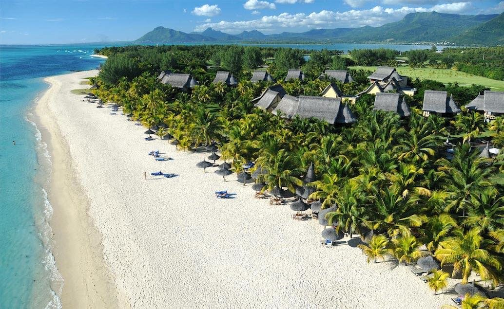 Beachcomber Dinarobin Hotel Golf & Spa 5*****+