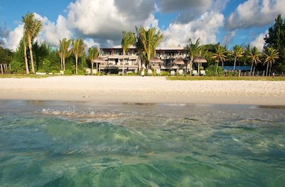 Apartmány Paradise Beach